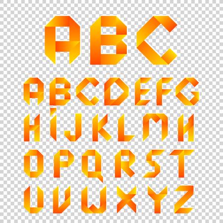 Modern stylized rounded Lettering, Minimal Fonts set