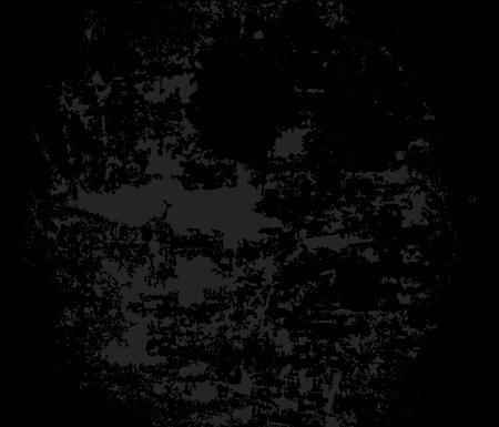 Background texture. Vector grunge illustration. Dark textured paper