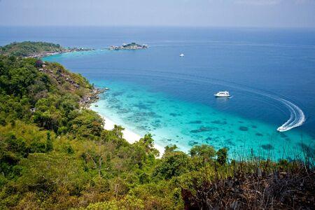 view point similan, thailand  photo