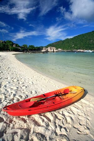 Koh Tao paradise island, chumporn, thailand Stock Photo - 16508827