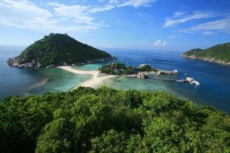 koh: Koh Tao isla paradis�aca, Chumporn, Tailandia