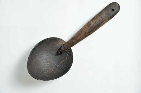 wooden spoon thai style Stock Photo - 16603642