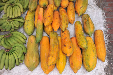 Fresh fruit in thai Market Stock Photo - 16603663
