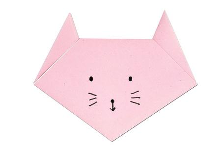 origami cat photo