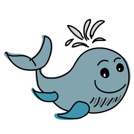baleine bleue: baleine bleue