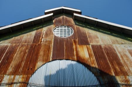 scott: Old building in Bogyoke market