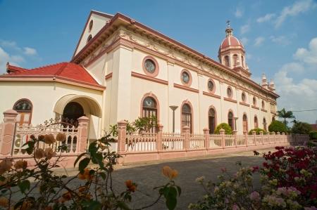 Santa Cruz Church (the Portuguese legacy in Bangkok) Stock Photo - 17478851