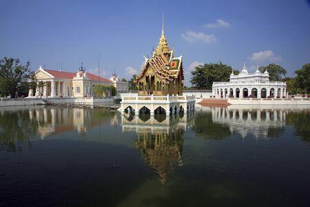 Bang Pa-In Royal Palace - Ayutthaya, Thailand photo