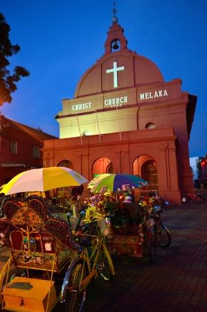 Christ Church Malacca, Malacca, Malaysia