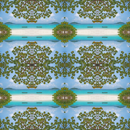 similan: similan island, symmetry background
