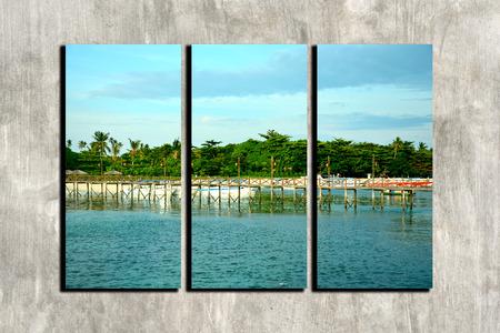 sipadan: the collage Sipadan, Malaysia photo
