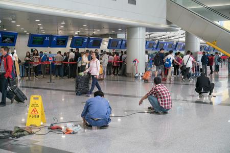 鄭州市, 中国 - 2016 年 2 月 5 ...