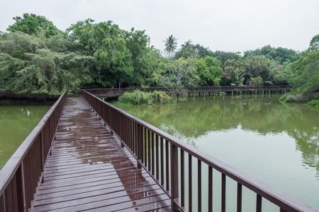 Sri Nakhon Khuean Khan Park and Botanical Garden,  Bang Kachao, Samut Prakan, Thailand