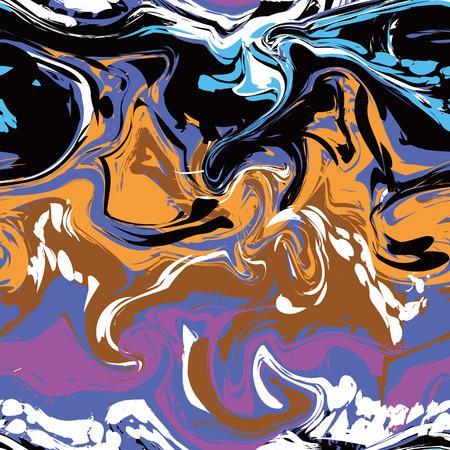 tide: Patr�n de mosaico patrones de marea textura Vectores