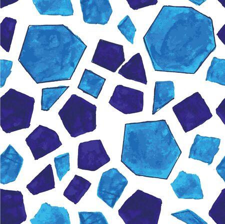 icecube: Abstract background   Illustration