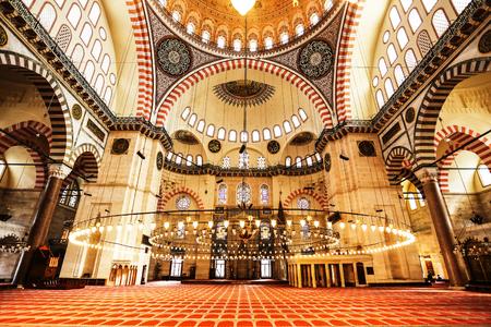 turkey: Suleymaniye Mezquita