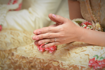 to incorporate: Couples can incorporate traditional Thai elements into their wedding day