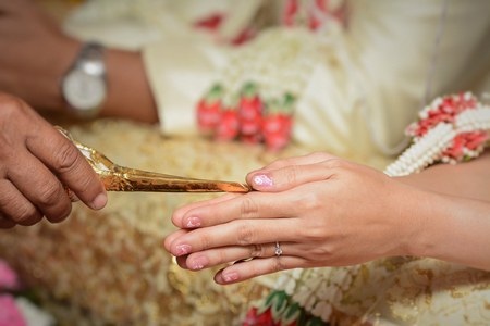 prefer: While many couples still prefer to have a traditional Western white wedding ceremony, even in Thailand