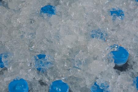 bottled water: Bottled water liquid moisture object Stock Photo