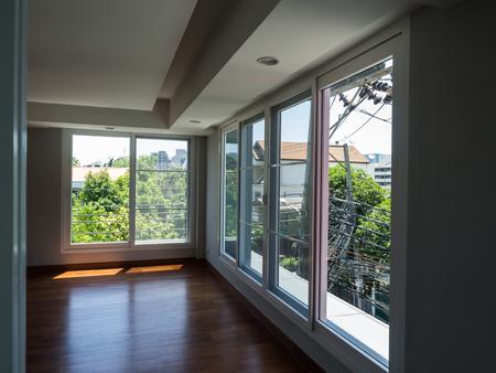 aluminum: Decorative glass aluminum modern interior