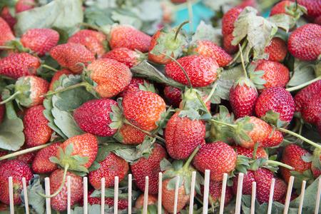 strawberrys: Shop Strawberrys health in Thailand Stock Photo