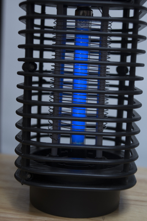 電気蚊キラー トラップ テクスチャ背景