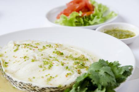chili's restaurant: Fillet of snow Chilis restaurant in Thailand Stock Photo