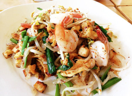 If you enjoyed this recipe, I think you'll also love my Pad Thai Stock Photo
