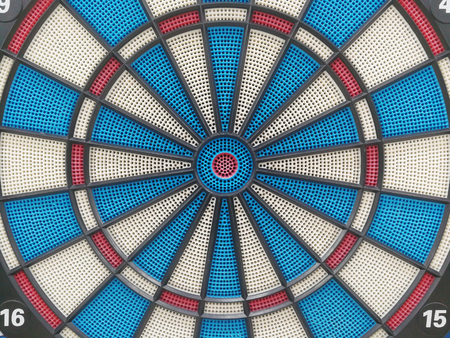 Object background image, colorful targets and patterns.