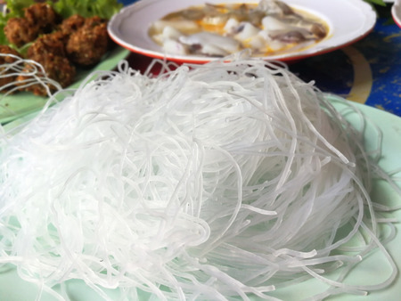 vermicelli as background or wallpaper.