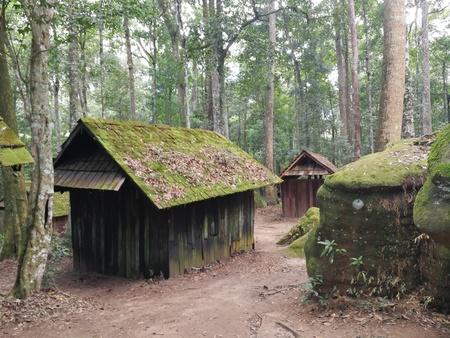 Politics, Military Phu Hin Rong Kla National Park