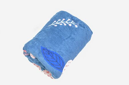 Towels or towels on a white background