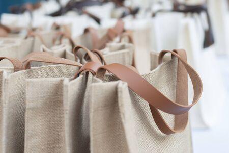 Cloth bag to reduce global warming