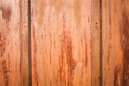 blemished: wood background with knots and nail holes