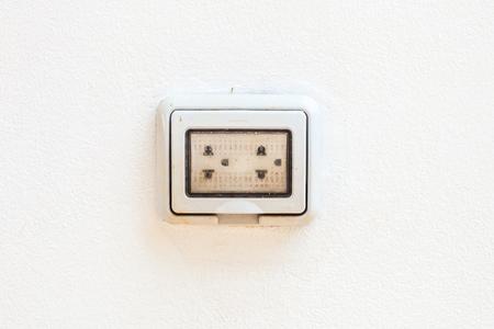 unplugging: Plug  Electricity Socket
