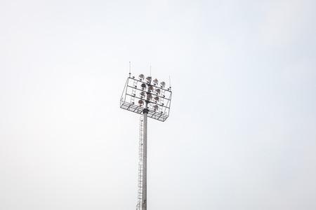 stadium lights: Stadium lights