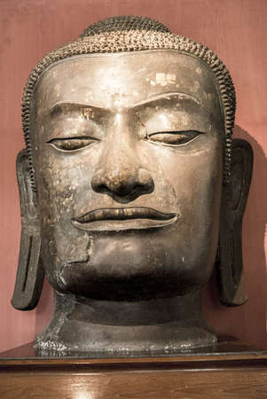 moine: Chef d'Ayutthaya moine