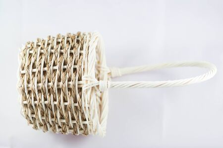 woven: handcrafted woven wicker baskets