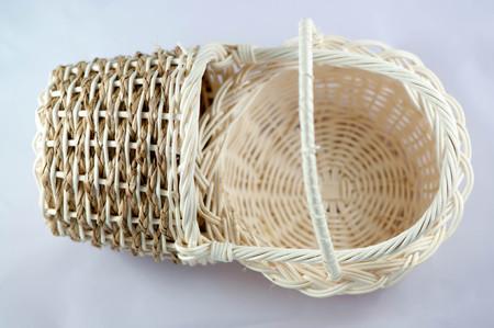 wicker: cestas de mimbre