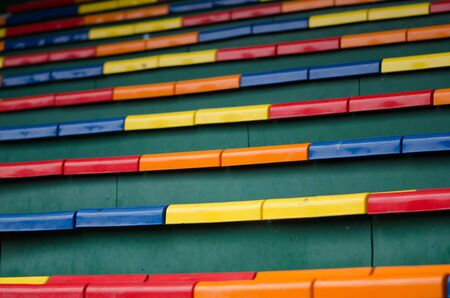 onlooker: color seat variety of colors