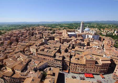 siena: Siena Panorama
