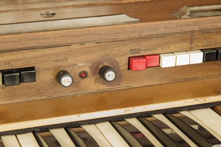 piano closeup: keys of the piano closeup