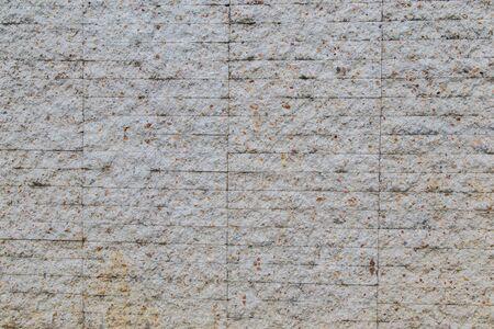 bl: White ston Brick wall