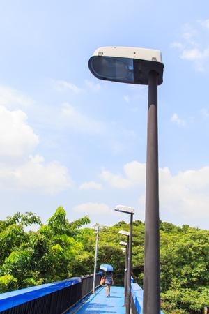 overpass: Lighting overpass