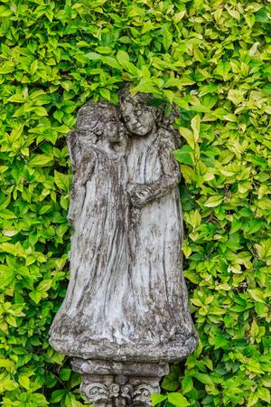 sirikit: Children sculpture in Queen Sirikit Park