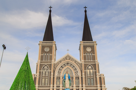 immaculate: Roman Catholic Diocese or Cathedral of the Immaculate Conception Chanthaburi