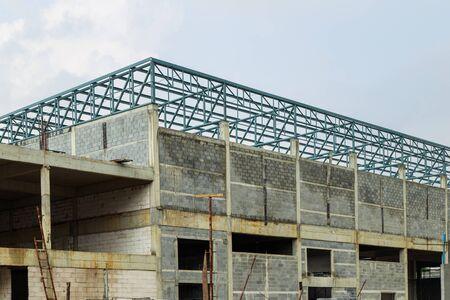 andamio: edificios andamios de construcci�n