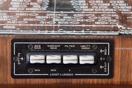 Radio classics vintage Standard-Bild