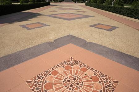 Ceramic tile,path way,walk way,footpath