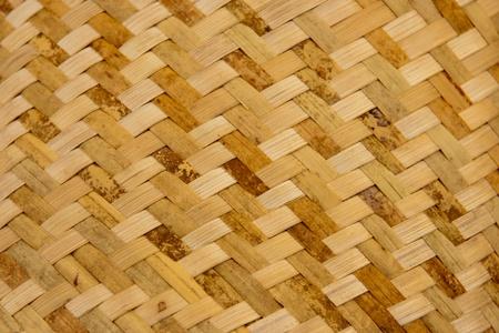 aslant: woven wooden texture